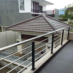 Railing Balkon Stainless